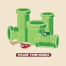 Escape your world by Budi Satria Kwan