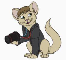 Mark C Eshleman Cat by aisu10