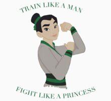 train like a man by HollieBallard