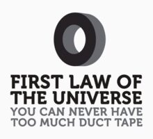 First Law of the Universe by artpolitic