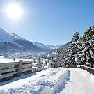 Winter in St. Moritz  by Vac1