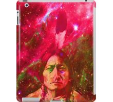 Ghost of Sitting Bull iPad Case/Skin