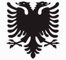 Albanian Double Headed Eagle by sweetsixty