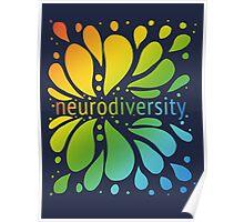 Neurodiversity Splash Poster