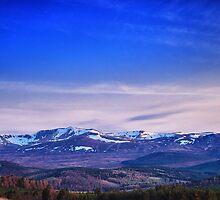 Blue Lochnagar by Douglas McMann