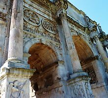 Arch of Constantine by ChaosGate