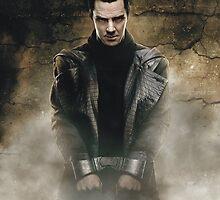 Benedict Cumberbatch Poster by SamanthaMirosch