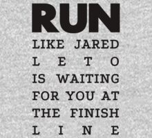 RUN - Jared Leto by Joji387