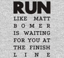 RUN - Matt Bomer by Joji387