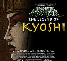 Avatar Kyoshi by aerogizz