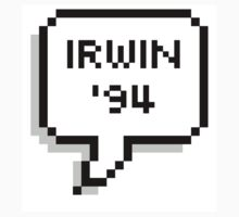 Irwin '94 - 5SOS Speech Bubble by Sophia Farrant