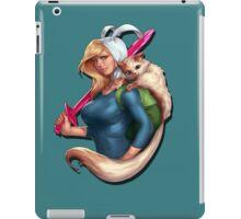 Fionna & Cake  iPad Case/Skin