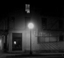 Midnight in Noirsville by field9