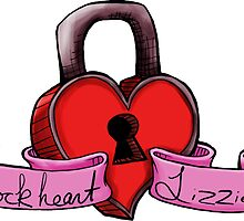 Lockheart Lizzie Gang Logo by jaymiedylan