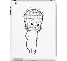 The Unfriendly Ghost iPad Case/Skin
