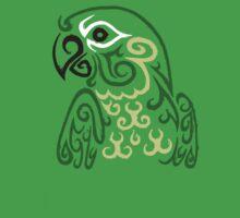 Tribal Conure colour by DeBree420