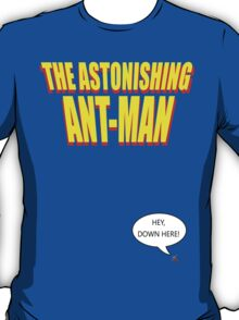The Astonishing Ant-Man T-Shirt