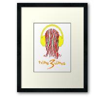 Tribe 3 Vibes  Framed Print