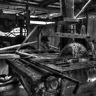 Saw Mill by Kip Nunn
