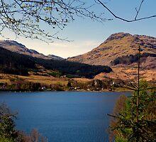 Loch Goil by Lynn Bolt
