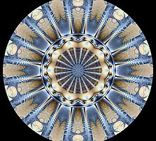 Skywire Tower Kaleidoscope 01 by fantasytripp