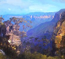 Beyond Katoomba by graham-krysten