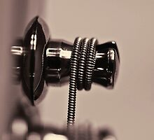tuning machine by Pamela  Vassallo