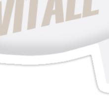 Carmela Vitale Sticker