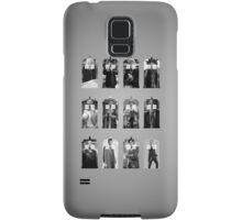 The Twelve Doctors Samsung Galaxy Case/Skin