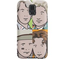 The Doctors 5 to 8 Samsung Galaxy Case/Skin