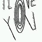 I love you by Sebzupaman