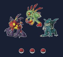 Choose your starter! by Arry