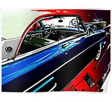Monterey Hardtop Coupe Poster