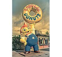 Lard Lad Donuts Photographic Print