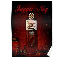 Juggernog Perk Poster Zombies Poster