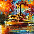 NEW ORLEANS by Leonid  Afremov