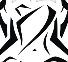 Yoga 02 Sticker