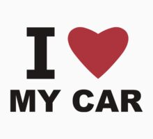 I Heart My Car by sweetsixty