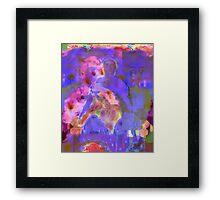 acid saint.png Framed Print
