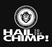 Hail to the Chimp! mk2 by inesbot