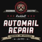 Rockbell Automail Repair [MK2] by Art-Broken
