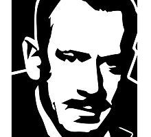 John Steinbeck by 53V3NH