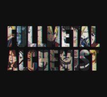 Fullmetal 3D by weinerdawg