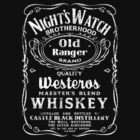 Night's Watch - Old Ranger Whiskey by Artpunk101