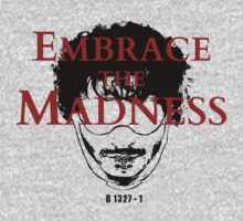 Embrace the Madness - Will Graham - Mask by FandomizedRose