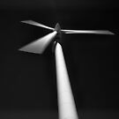 Wind Turbine by John Violet