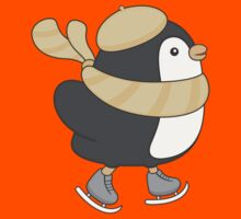 minu, the penguin Kids Clothes