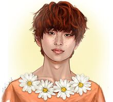Jinki w/ Freckles  by NIQELS