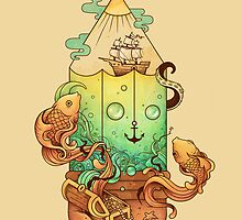 Joy of Creativity by buko