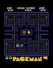 Packman by popnerd